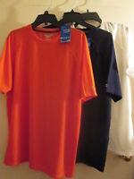 Champion Men's PowerTrain Short Sleeve T-Shirt Vapor Quick Dry Performance Tee