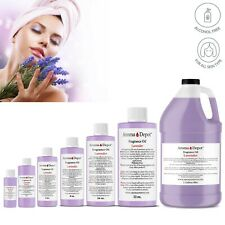 Lavender Perfume/Body Oil Candle Soap Bath Bomb Incense Making Kit Wholesale Lot