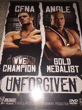 WWE - Unforgiven 2005 (DVD, 2005) Kurt Angle Vs John Cena Matt Hardy
