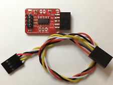 I2C to UART, 5V GPIO, DAC, ADC for Raspberry Pi, Arduino microcontroller