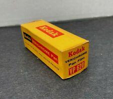 Vintage Kodak black white print film unexposed Verichrome Pan VP 620 exp 1970
