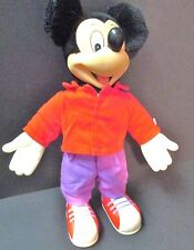 Vintage Mickey Mouse Valentine Doll by Applause Inc.