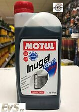 2 Litri MOTUL Inugel Expert Ultra Liquido Antigelo Radiatore Concentrato Blu -54