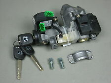 03 04 05 Honda Civic OEM Ignition Switch Cylinder Lock Automatic Trans 3 KEY