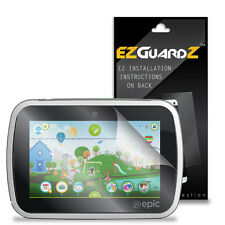 """1X EZguardz LCD Screen Protector Cover Shield HD 1X For LeapFrog Epic 7"""" Tablet"""