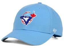 Toronto Blue Jays 47 Brand MVP Strap Adjustable Field Light Blue Hat Cap MLB