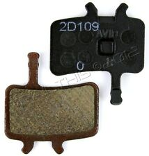 1-Pair Genuine Avid BB7 / Juicy 3 5 7 Organic MTB Bike Disc Brake Pads OEM
