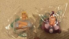 Pocahontas Governor Ratcliffe & Captain Joh Disney Mcdonalds Happy Meal Toy 1998