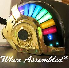 Daft Punk Helmet Guy Manuel LED Set, DIY Kit, Discovery Era, For Helmet