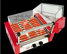 New Commercial 11 Tube Sausage Machine Drum-type Hotdog Maker Stainless Steel *