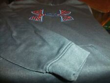 UNDER ARMOUR LOGO LOOSE GRAY HOODIE BOYS YOUTH SIZE YLG