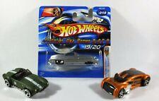 Hot Wheels Prototype Alfa Romeo B.A.T. 9 019/20 Phantom Racer Diecast Toy Car D8