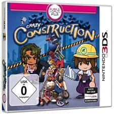 Nintendo 3DS Spiel Crazy Constructions 2DS kompatibel NEUWARE