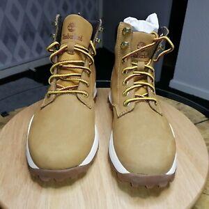 Men's Uk7/40 Timberland Wheat Nubuck Boots. Great sole