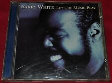 Barry White - Let the Music Play VGC Freepost