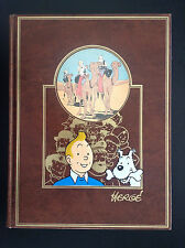 Rombaldi Tintin T 5 Crabe sceptre Etoile Réed aout 1989 TBE