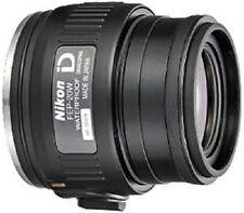 Nikon Fieldscope Eyepiece FEP-20W for EDG series EMS F/S Japan