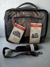Eddie Bauer Carry On Bag Medium Travel Luggage Laptop Security Handle Expandable