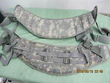 MOLLE II MOLDED WAIST BELT / KIDNEY PAD / BACK SUPPORT for LARGE RUCK FIELD PACK