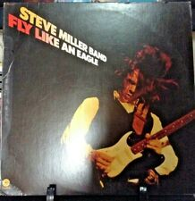 STEVE MILLER BAND Fly Like An Eagle Released 1976 Vinyl/Record Collection US pre