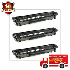 3pk Toner for HP 12A Q2612A 1018 1020 1010 3020 1012 3015 1022 3030 3050