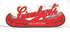 Leinenkugel's Beer Aluminum Canoe Sign - New