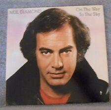 On The Way To The Sky LP Album by Neil Diamond - Vinyl, 1981 Columbia Records
