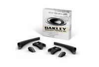 Oakley Flak Jacket Earsock Nosepiece Kit Black 06-210 Sunglasses Rubbers New