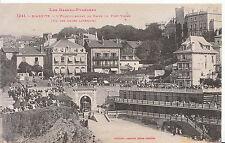 France Postcard - Les Basses-Pyrenees - Biarritz - L'Etablissement De  ZZ3740