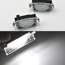 Error free White LED License Plate Light For BMW E34 only Touring estate wagon