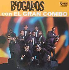 EL GRAN COMBO Boogaloos Con EL GRAN COMBO Gema Records SEALED VINYL RECORD LP