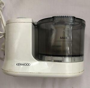 KENWOOD Multizerkleinerer Mini- Schnitzler CH 100