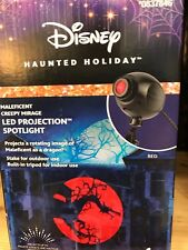 Disney Maleficent LED Halloween Stake Light Projector Holiday House Decor