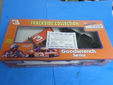 Dale Earnhardt Brookfield Trackside Collection 1/25 Scale Wheaties Set, C.O.A.