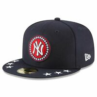 New York Yankees New Era 59FIFTY 2018 MLB All-Star Workout Fitted Hat Cap