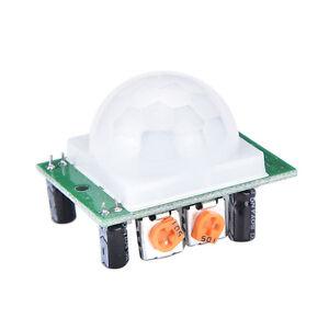 New HC-SR501 Infrared PIR Motion Sensor Module for Arduino Raspberry pi 3 PO