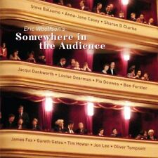 Eric Woolfson - Somewhere In The Audience (NEW CD)