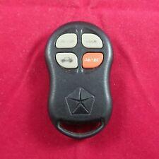 Chrysler Sebring Convertible Keyless Entry Remote 4B Trunk - KYPTX002