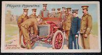 Army Service Corps  Motor School   Vintage 1910 Colour Card   VGC