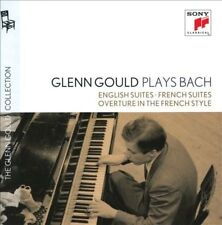 Glenn Gould Plays Bach: English Suites; French Suites; Overture in the French Style (CD, Sep-2012, 4 Discs, Sony Classical)
