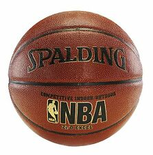 """Spalding NBA Zi/O Excel Basketball - Official Size 7 (29.5""""), New, Free Shipping"""