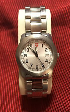 NWT Victorinox Swiss Army Women's Watch.  Stainless Steel.  Water Resistant