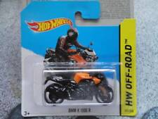 Hot Wheels 2014 #127/250 BMW K 1300 R ORANGE Vélo Nouveau Fonte