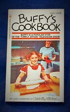 BUFFY'S COOKBOOK New Old Stock Family Affair Anissa Jones 1971 Free Ship