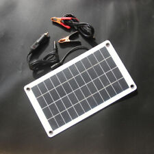 Solar Panel 12V Trickle Charge Battery Charger Kit Maintainer Marine Boat RV  ho