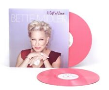 BETTE MIDLER A Gift of Love double LP LIMITED EDITION PINK VINYL sealed NEW