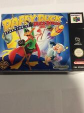 *AUS SELLER* nintendo 64 DAFFY DUCK STARRING AS DUCK DODGERS n64