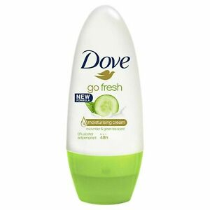 Dove Go Fresh Cool Essentials Cucumber & Green Tea Deodorant 50ml Antiperspirant