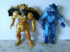 Mighty Morhin Power Rangers Goldar & Baboo 8-inch Action Figures Lot