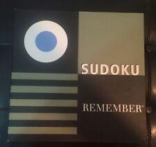 Sudoku Remember Deutschland Puzzlespiel Logik komplett 2 - 4 Spieler große Form